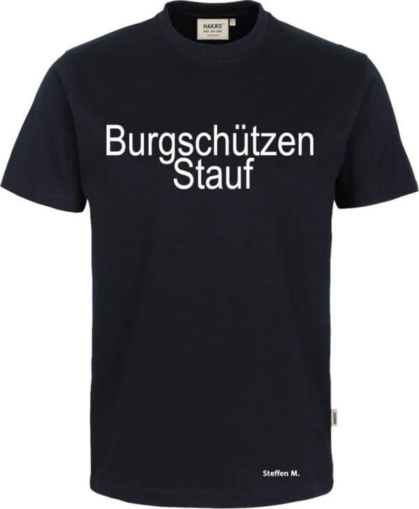 Burgsch-tzen-Stauf-T-Shirt-292-005-Vereinsname-NameePP9H75EO9rA9