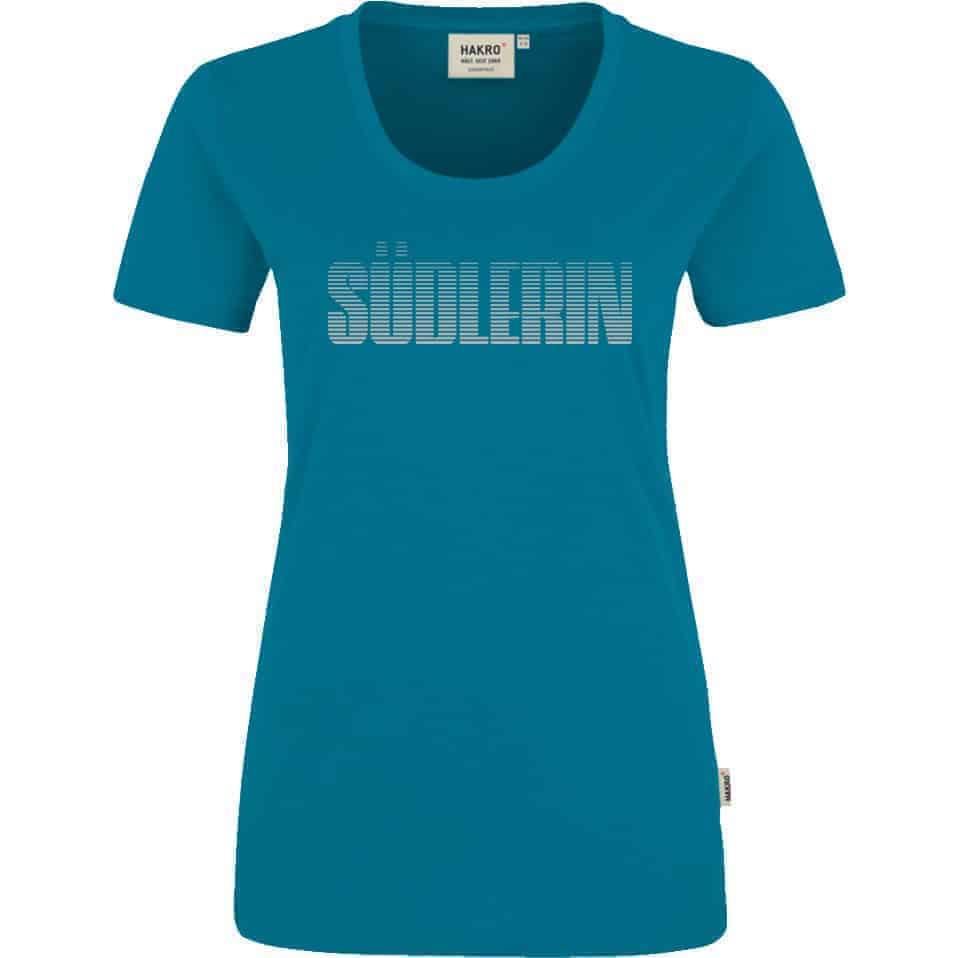 HAKRO-T-Shirt-Damen