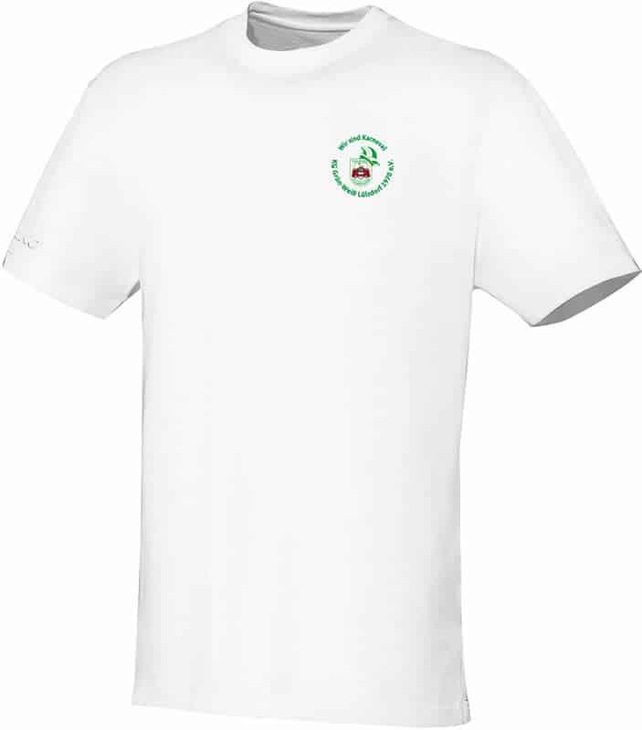 KG-Gruen-Weiss-Luelsdorf-T-Shirt-6133-00-Logo