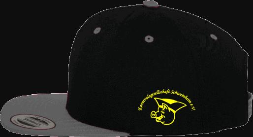KGS-Schweinheim-Snapback-Cap-30173-schwarz-grau