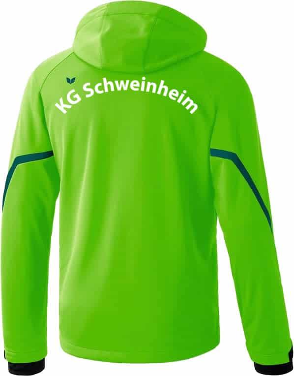 KGS-Schweinheim-Softshelljacke-906400-gruen-Ruecken