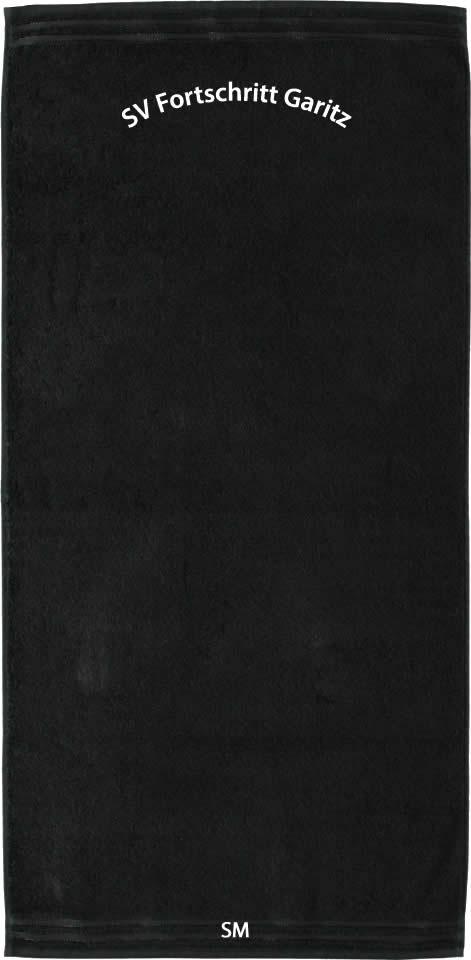 SV-Fortschritt-Garnitz-Handtuch-01664-schwarz-Name
