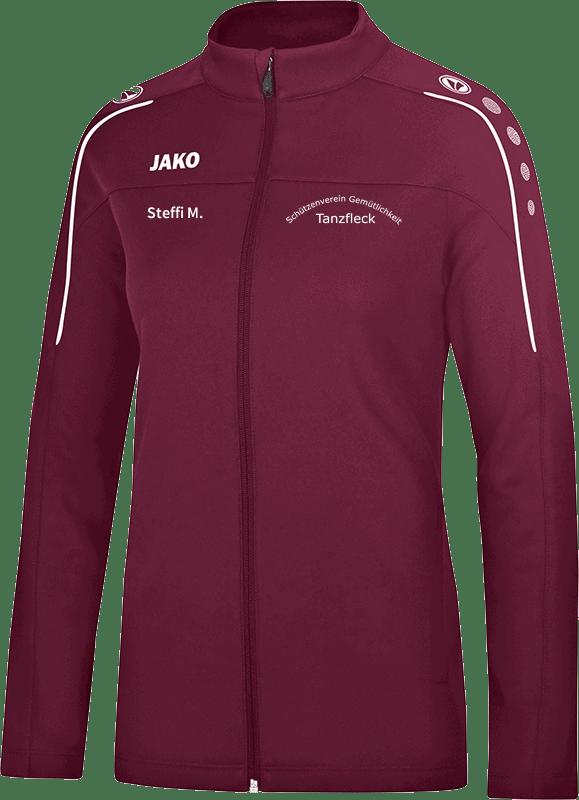 Schuetzenverein-Gemuetlichkeit-Tanzfleck-Praesentationsjacke-9850-14-Damen-Name
