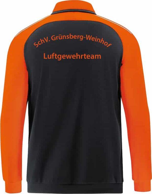 Schuetzenverein-Gruensberg-Weinhof-Polyesterjacke-9318-19-orange-Ruecken
