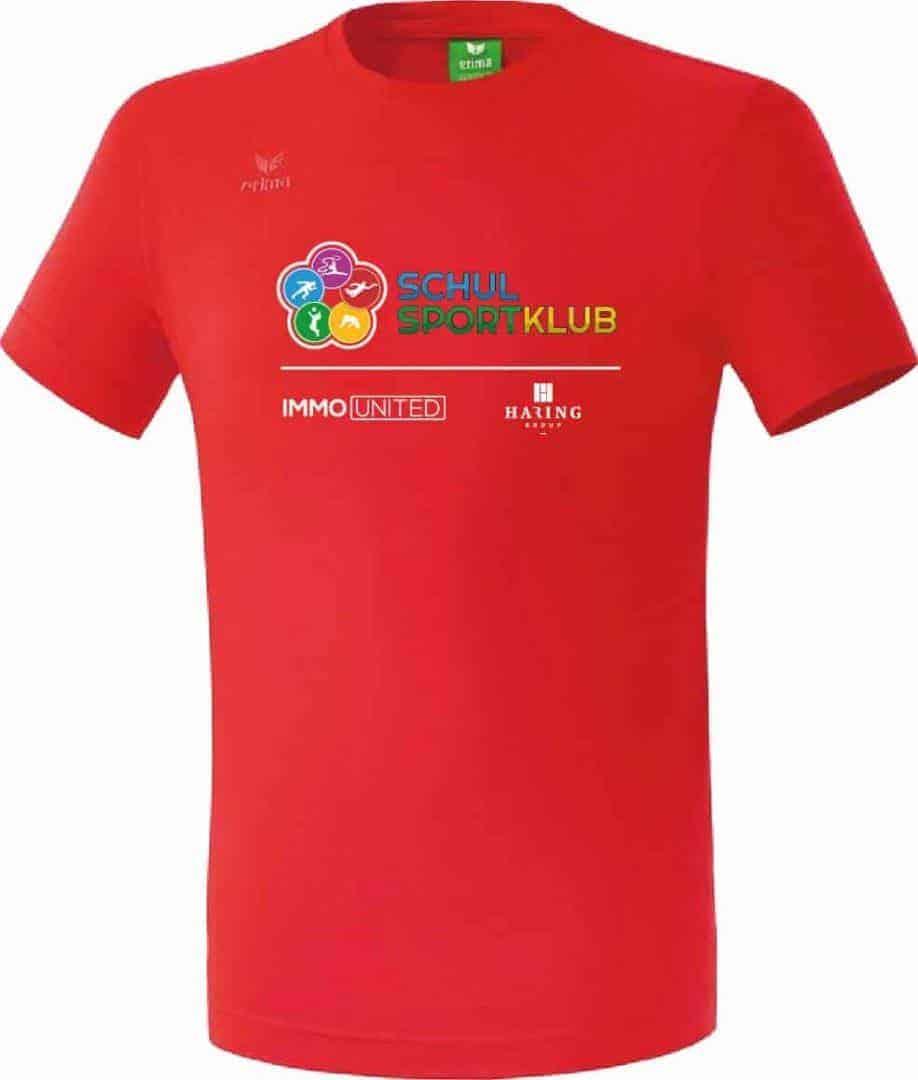 Union-Schulsportklub-Klosterneuburg-T-Shirt-208332-rot