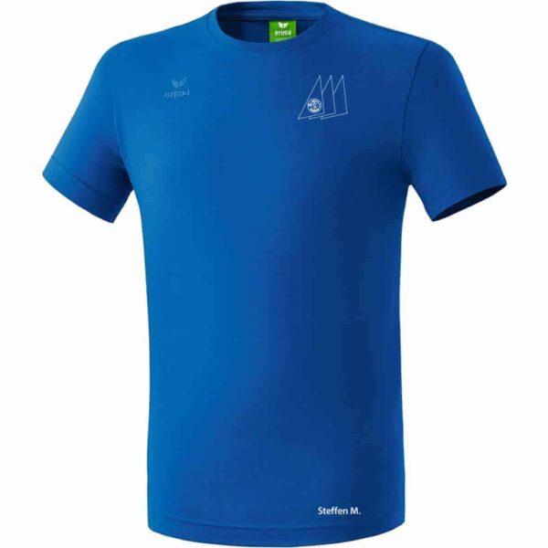Segel-Club-Schieder-Emmersee-Baumwoll-T-Shirt-208333-Name