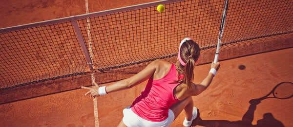 Vereinslinie Tennis